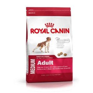 Royal Canin 15kg Hundefutter Medium Adult für 42,90€