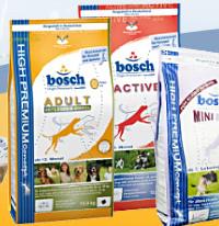 10% auf alle Bosch Hundefutter Sorten und Snacks