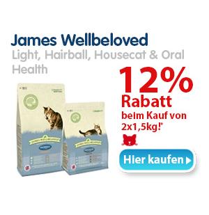 James Wellbeloved 2 x 1,5kg kaufen und effektiv 22% Rabatt bekommen