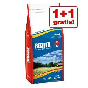 *KNALLER* 1+1 gratis Aktion bei Bozita Hundefutter (1,5kg u. 2kg Pakungen) ab 6,75€ + Versand