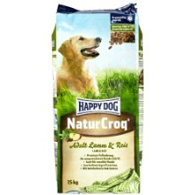 *UPDATE* Happy Dog Hundefutter 49180 NaturCroq Lamb und Rice 15 kg für 29,49€