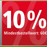 10% auf Bosch, Hill's, Royal Canin, Happy Dog und Happy Cat - MBW 60€