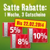 Fressnapf Sparwoche - bis zu 10% Extra-Rabatt