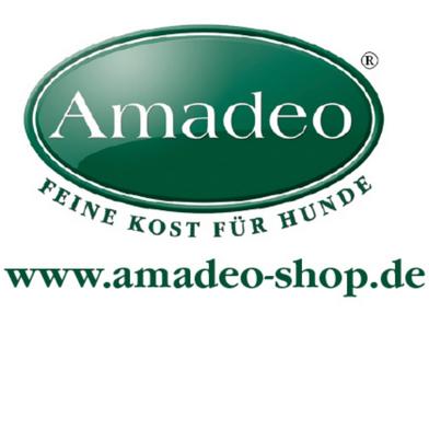Gratis Hundefutterprobe - von Amadeo