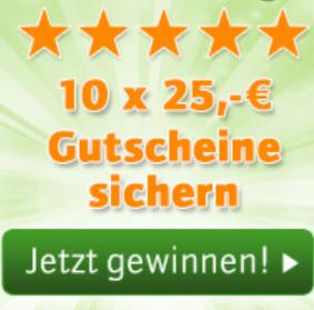 Produkte bewerten und 25€ Zooplus-Gutschein gewinnen