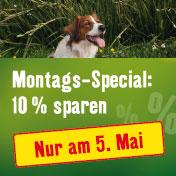 *Montags Special* 10% Rabatt auf einen Einkauf von 75€