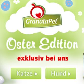 GranataPet Oster Edition - Exklusiv bei Zooplus