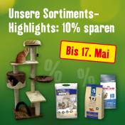10% Gutschein bei Fressnapf - MBW 75€