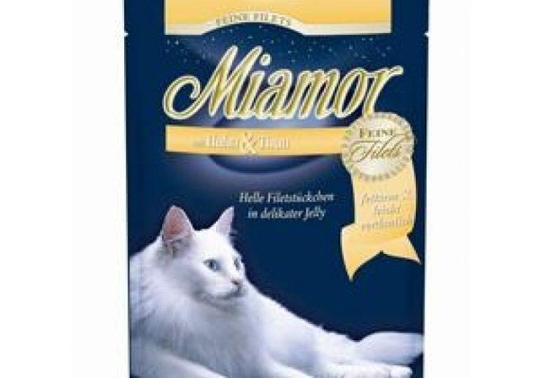 *NUR HEUTE* 24x100g Miamor Feine Filets - Huhn & Thunfisch für 17,09€