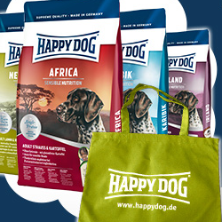 HappyDog Probier-Box für 4,99€