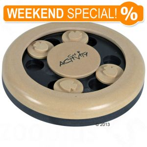 *WEEKEND SPECIAL* z.B. Katzenspielzeug Cat Activity Fun Circle für 10,90€