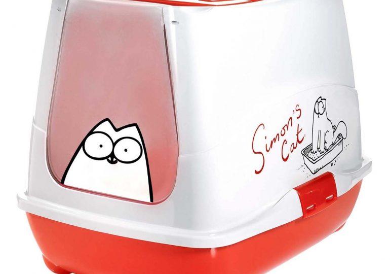 Simons Cat Katzentoilette für 19,99€