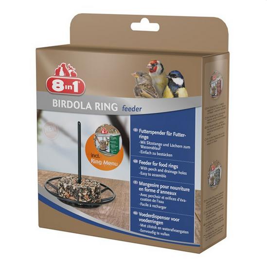 "Birdola Futterspenders (inkl. Menü) + Futterring ""Fruit"" für 5,59€ + Versand"