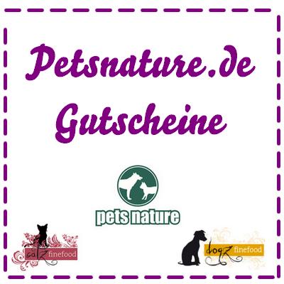 PetsNature.de Mai-Gutscheine: Chewies Happen mit 15 % zur Markteinführung + Catz finefood Snackz mit 20 %