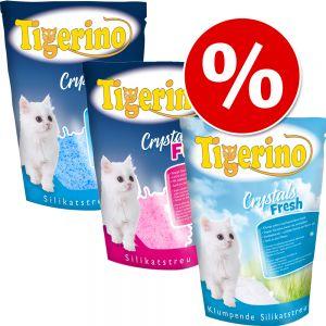 Streu des Monats bei Zooplus - Juli: Tigerino