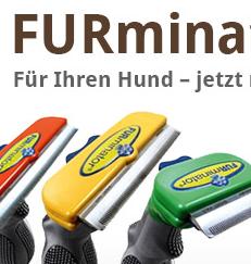 FURminator für Hunde kaufen und kostenlose Varta Kopfleuchte erhalten