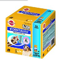 Pedigree DentaStix Hundesnack ab 8,99€ bei Amazon + weitere Artikel