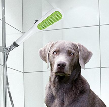 Cornat Pet Handbrause mit Bürste THHB3300 für 13,52€