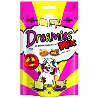 6 Packungen Dreamies ab 6,29€ bei Amazon
