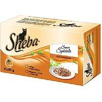 Reduzierte Sheba-Futter bei Amazon