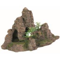 Trixie 8853 Felsformation mit Höhle/Pflanzen, 22 cm für 7,34€