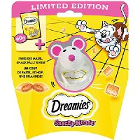 Dreamies Snacky Mouse mit 3 Packungen Dreamies für 5,97€