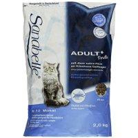 Sanabelle Adult Forelle Katzenfutter 2kg für 4€ zum Dazubestellen bei Amazon