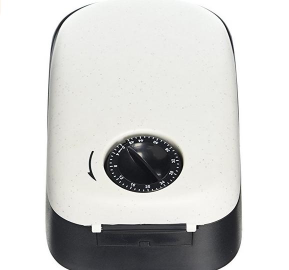 Trixie 24371 Futterautomat TX1, 300 ml/15 × 7 × 24 cm für 5,98€
