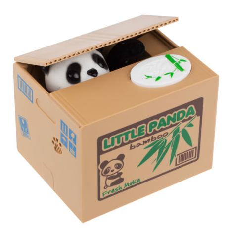 Lustige Elektronische Panda Spardose für 9,99€