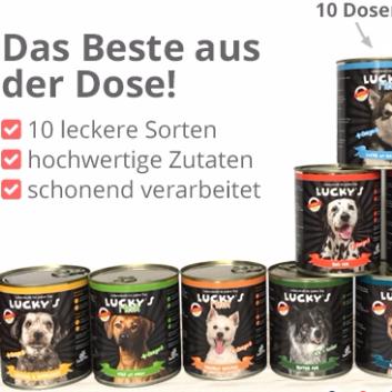 Lucky Pet: 20% Rabatt auf Alles