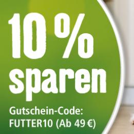 Fressnapf: Verschiedene Aktionen und Gutscheine ab heute - z.B. 10% Rabatt auf Hunde- und Katzenfutter von Animonda