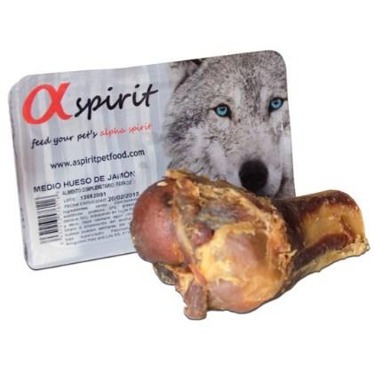 ZooRoyal Wau-Deal des Tages: alpha spirit Halber Schinkenknochen 10 Stück für 6,98€