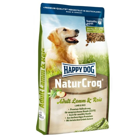 ZooRoyal Wau-Deal des Tages: Happy Dog NaturCroq Range für 21,99€