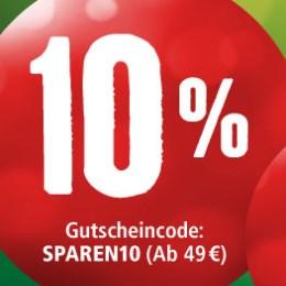 Fressnapf: 5, 7 oder 10% Rabatt ab 29, 39 bzw. 49€ Warenwert