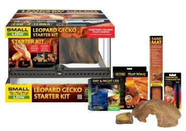 Exo Terra Leopard Gecko Starter Kit (PT3837) für 50,50€