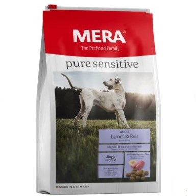 Zooplus: 1kg MeraDog pure sensitive für 0,99€ (3 Sorten, je 1x bestellbar)