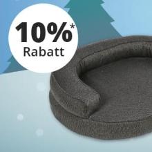 ZooRoyal: 10% Rabatt auf Schlafplätze für Hunde & Katzen