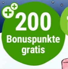 Zooplus: 200 Bonuspunkte gratis zu jeder Bestellung