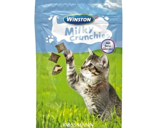 """Rossmann: 20% Rabatt auf Katzen-Produkte von """"Winston"""""""