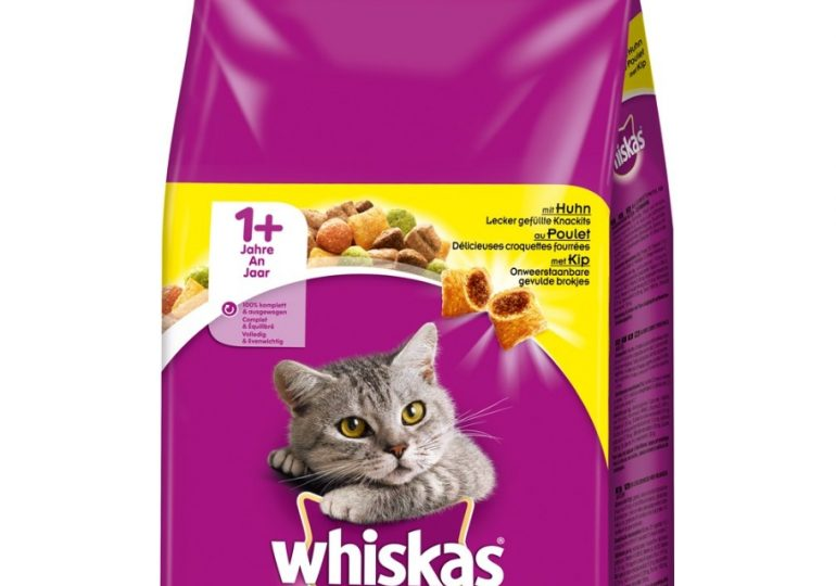 Bis zu 50% Rabatt auf Katzenfutter von Whiskas, Gourmet, Purina & weiteren Marken